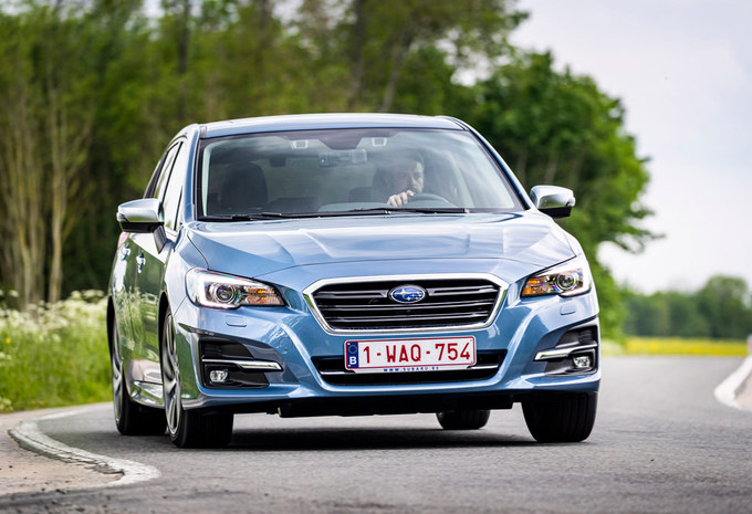 Subaru Levorg 2.0i : Upsizing? #1
