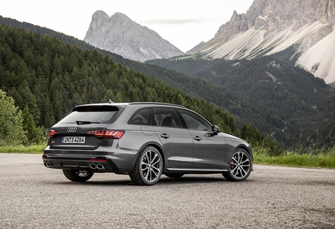 Audi S4 Avant (2019) #1