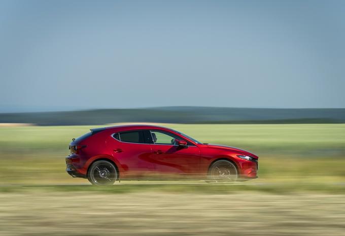 Mazda 3 2.0 Skyactiv-X (2019)