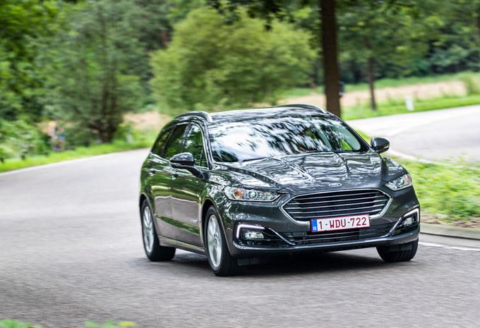 Ford Mondeo Clipper Hybrid : Dieselalternatief #1