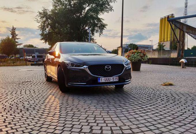 Mazda 6 2.5 SkyActiv-G : un supplément bienvenu #1