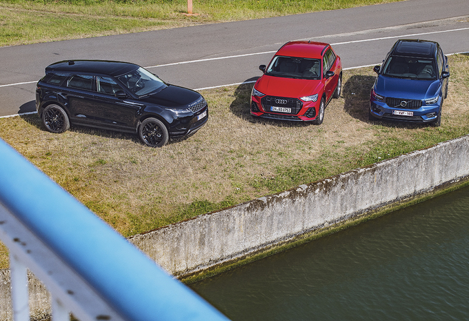 Compacte Premium-SUV'S : De tweede ronde #1