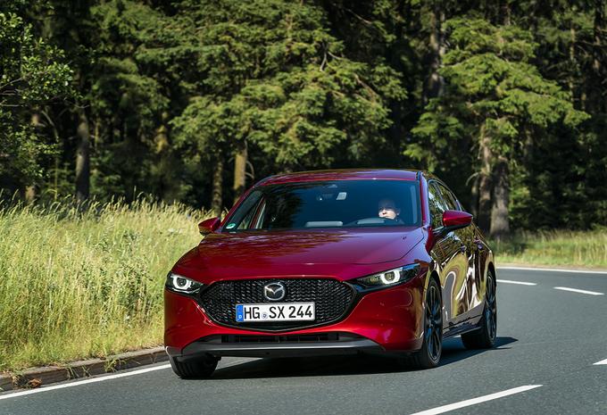 Mazda 3 2.0 SkyActiv-X : De beloofde revolutie? #1