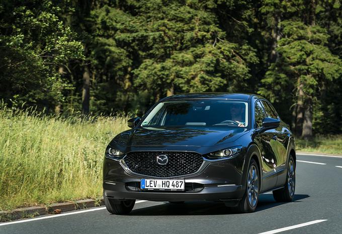 Mazda CX-30 : L'esthétique efficace #1
