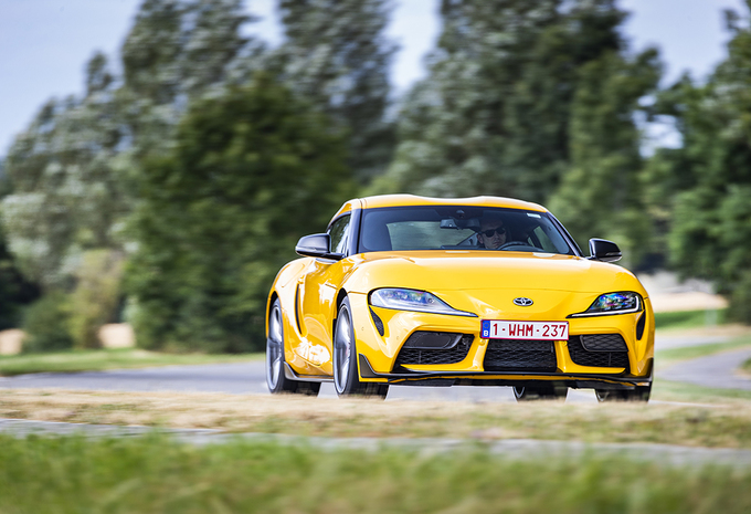 Toyota GR Supra : Japanse sportieveling met Duitse genen #1