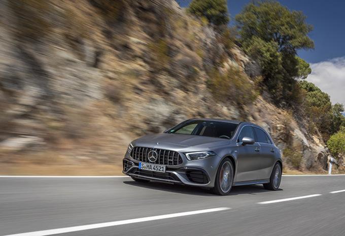 Mercedes-AMG A45 S: Orde op zaken #1
