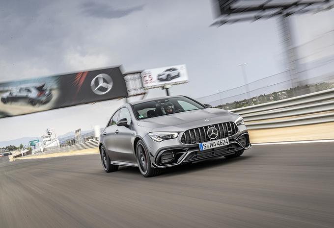 Mercedes-AMG CLA 45 S (2019) #1