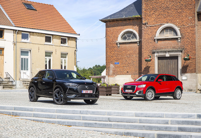 Audi Q2 35 TFSI vs DS3 Crossback 1.2 PureTech #1