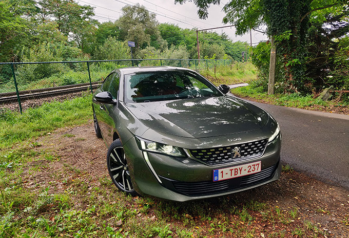 Peugeot 508 1.6 PureTech 225 : Version bonus ? #1