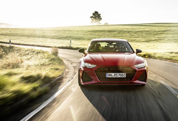 Audi RS 7 Sportback (2019) #1