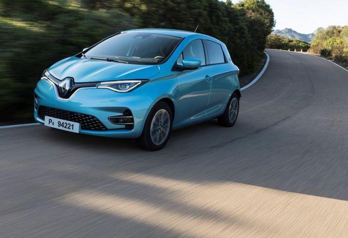 Renault Zoé Z.E. 50 R135 : Modération inutile #1