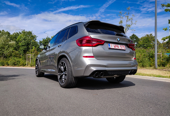 BMW X3 M Competition (2019) #1