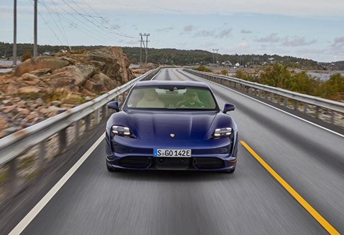 Porsche Taycan : Nouvelle ère #1