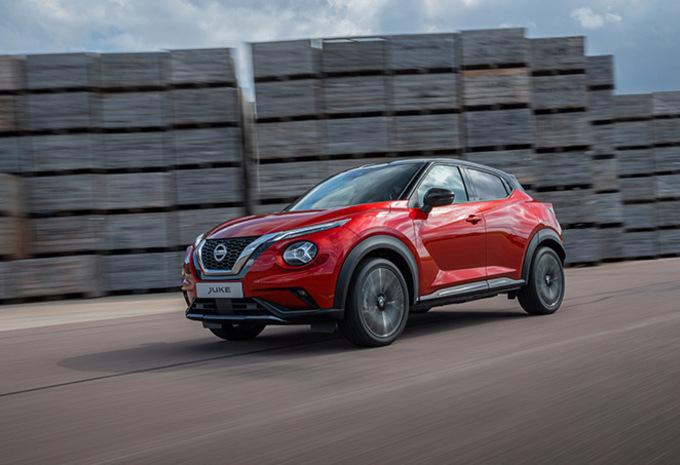 Nissan Juke : Dans le rang #1