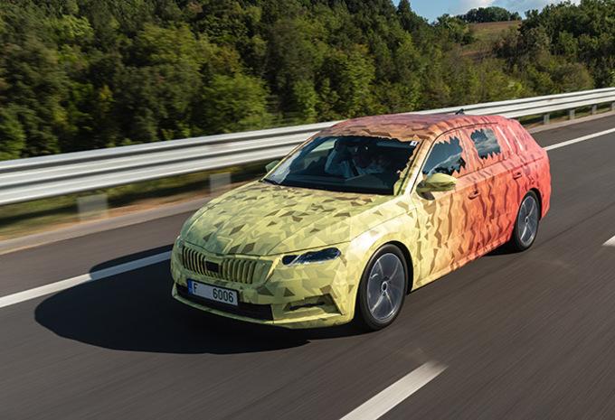 Essai Prototype – Škoda Octavia : Tenir son rang #1