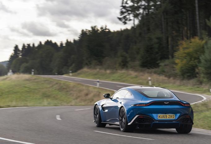 Aston Martin Vantage AMR (2019)