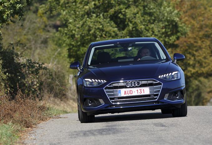 Audi A4 35 TFSI : Bonifier avec l'âge #1