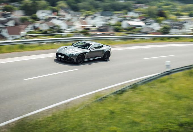 Aston Martin DBS Superleggera (2019) #1