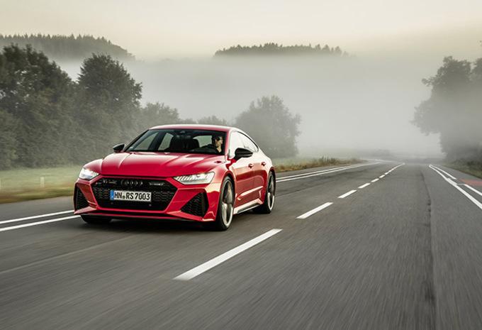 Audi RS 7 Sportback : La plus sportive des Audi ? #1