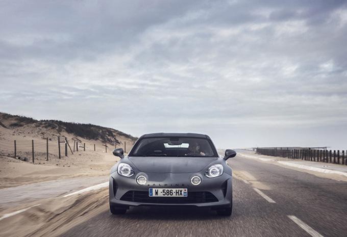 Alpine A110S : Plus Porsche que Mégane R.S. #1