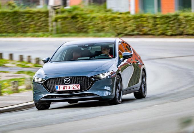 Mazda 3 2.0 SkyActiv-X : Het ideale compromis? #1