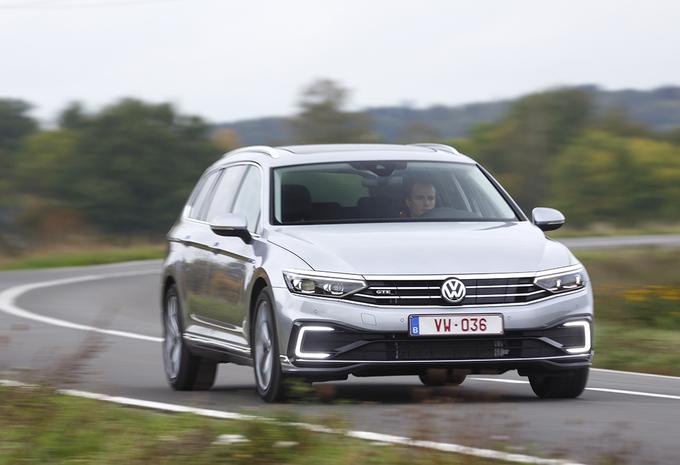 Volkswagen Passat Variant GTE : Référence pour le fleet #1