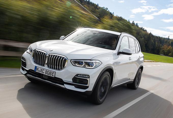 BMW X5 45e: Het vijfde element #1