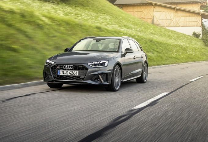 Audi S4 : bombe au Diesel #1