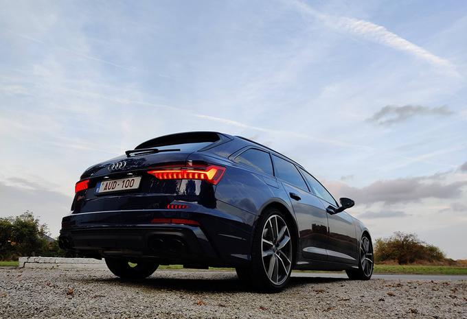 Audi S6 TDI Avant Quattro Tiptronic (2019) #1