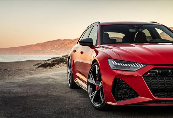 Audi RS 6 Avant (2019) #1