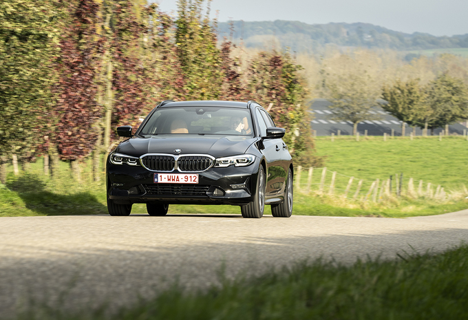 BMW 320d A Touring : le break parfait ? #1