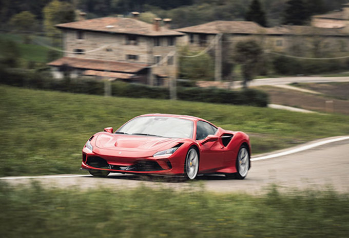Ferrari F8 Tributo (2019) #1
