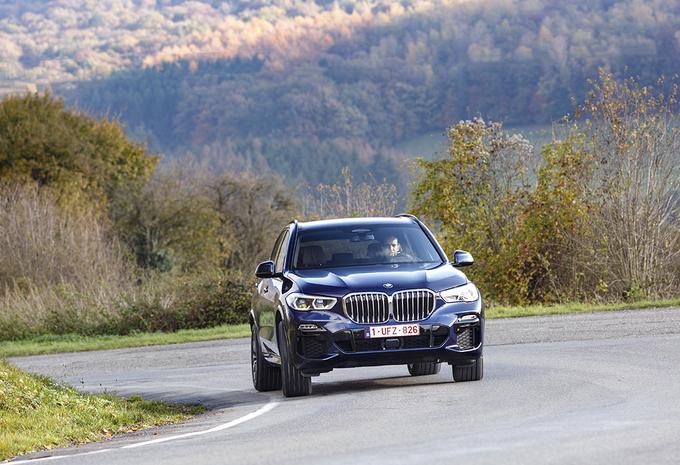 BMW X5 xDrive 45e : autonomie triplée #1