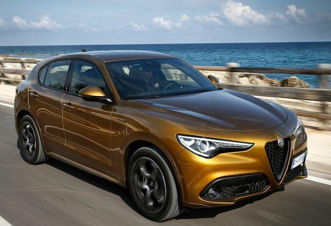 Alfa Romeo Stelvio 2020 : Signes intérieurs de richesse #1