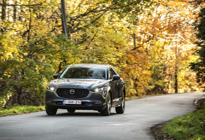 Mazda CX-30 2.0 SkyActiv-X AWD : le SUV essence le plus sobre ? #1