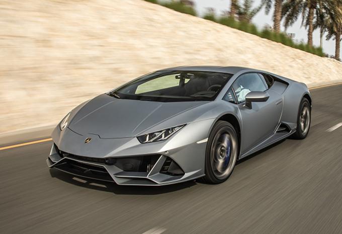 Lamborghini Huracan Evo (2020) #1