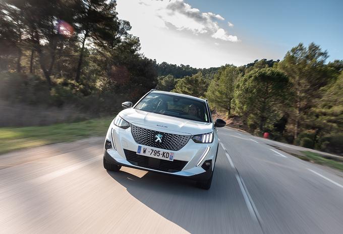 Peugeot e-2008 : Sans échappement #1