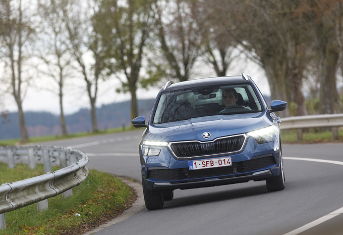 Škoda Kamiq 1.0 TSI 115 DSG Style : SUV à mi-chemin #1