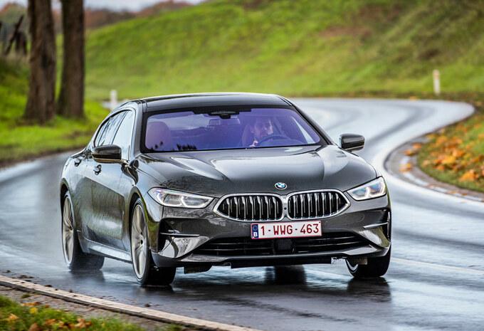 BMW 840i Gran Coupé : Sportiviteit en luxe in één #1