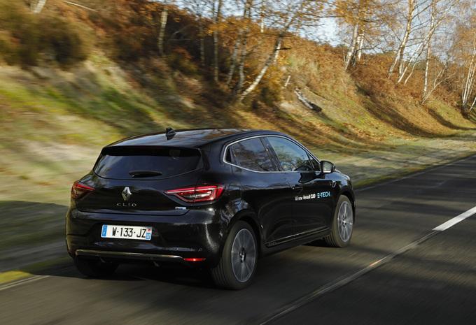 Renault Clio E-Tech Hybrid (2020) - prototype #1