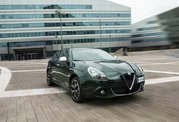 Alfa Romeo Giulietta 1.4 Turbo (2020) #1