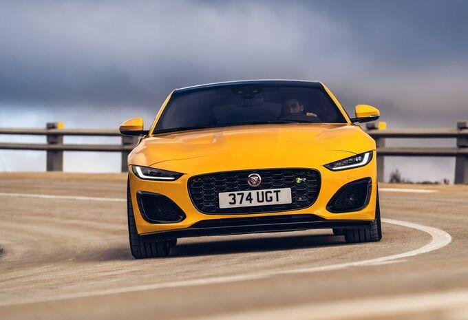 Jaguar F-Type : Féline ! #1