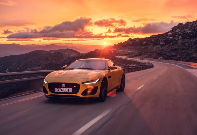 Jaguar F-Type P575 R AWD (2020) #1