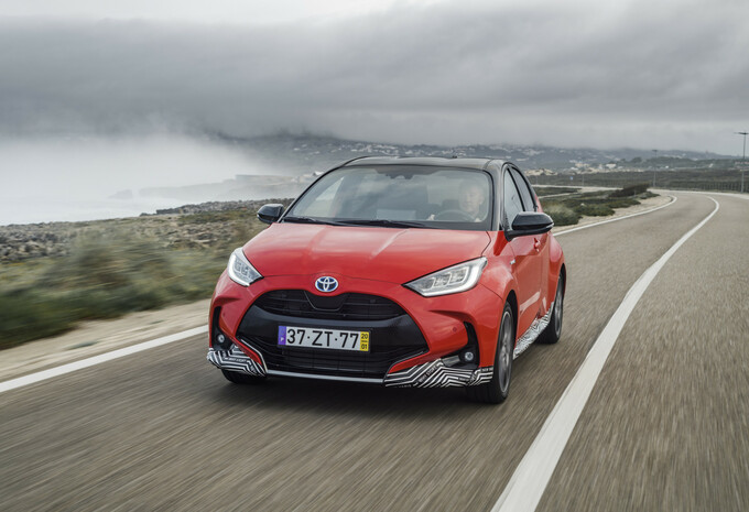 Toyota Yaris Hybrid (prototype) : prise en main #1