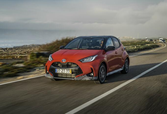 Toyota Yaris Hybrid (2020) - prototypetest #1