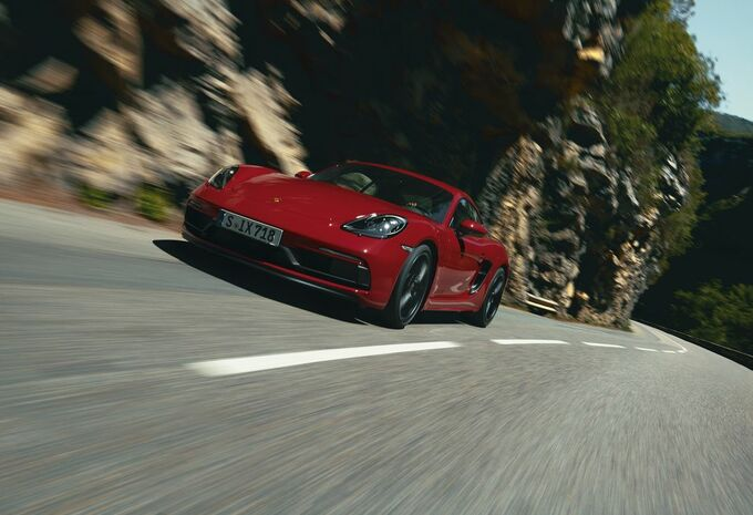 Porsche 718 GTS 4.0 : le charme désuet #1