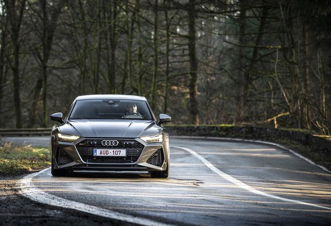 Audi RS 7 Sportback : limousine de choc #1