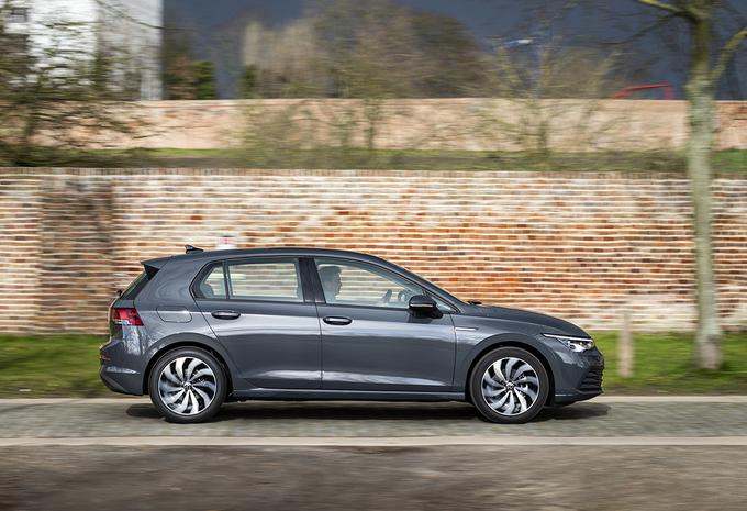 Volkswagen Golf 8: softwareprobleem legt productie stil - UPDATE #1