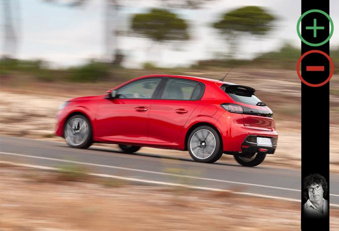Peugeot 208 1.5 BlueHDi: avantages et inconvénients #1