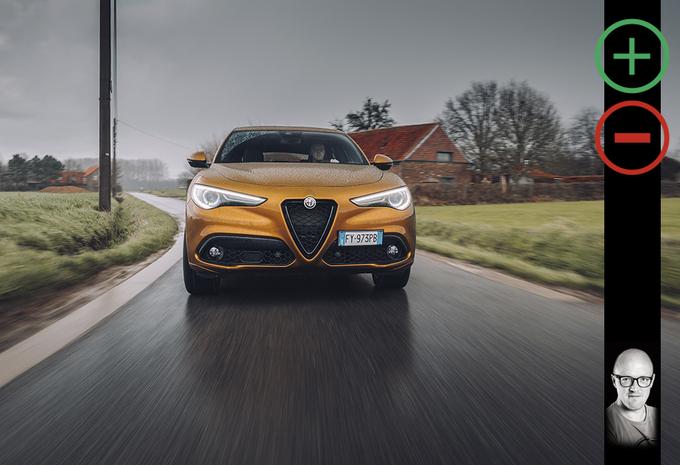 Que pensez-vous de l'Alfa Romeo Stelvio Veloce 2.2 JDM? #1